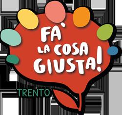 Logo Fà la cosa giusta Trento